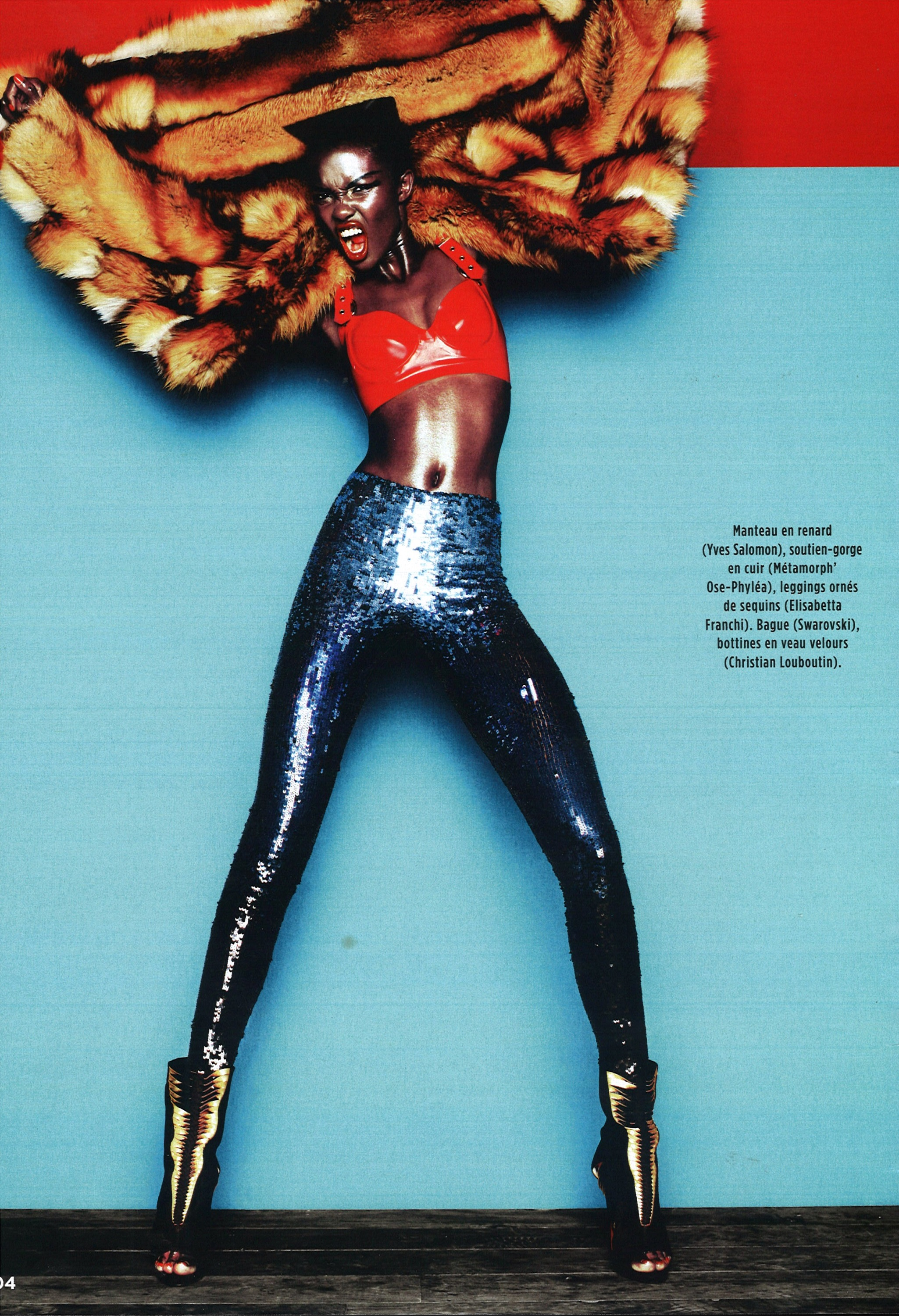 Aliane Grace jones (2)